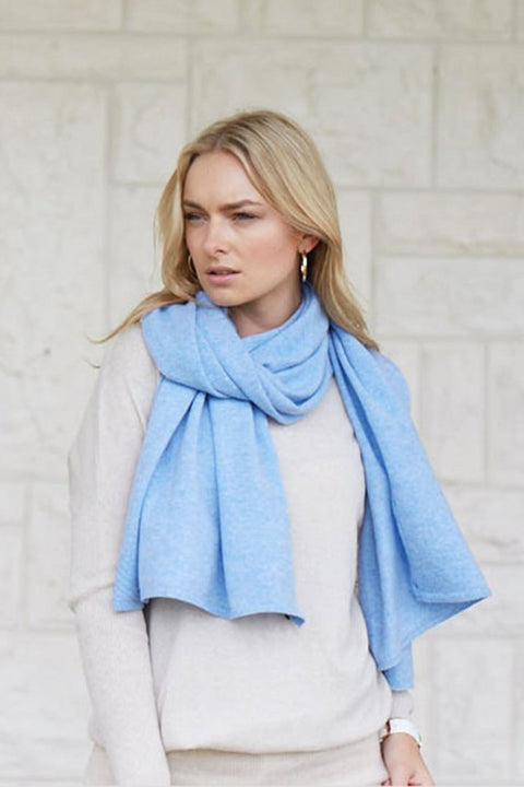 Mia Fratino Cashmere Sorrento Button Wrap - Impulse Boutique