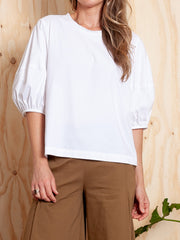 Mela Purdie Belle Top Microprene PREORDER AUGUST - Impulse Boutique