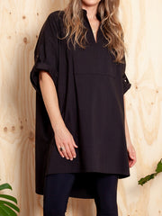 Mela Purdie Freestyle Tunic Microprene PRE ORDER AUGUST - Impulse Boutique