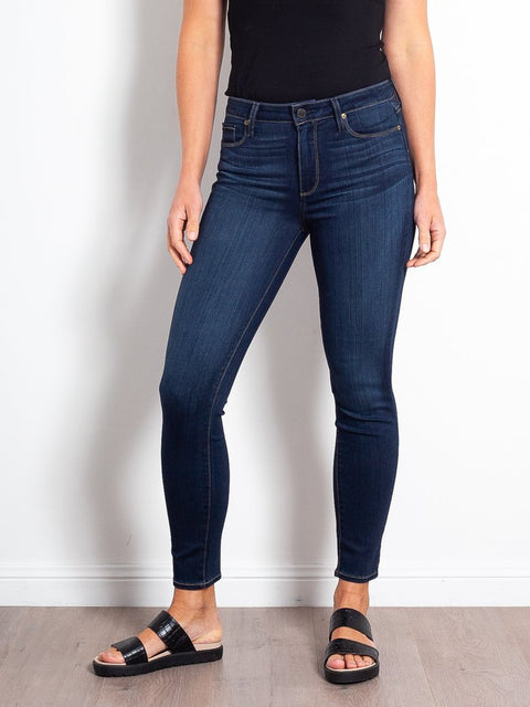Paige Denim Hoxton Ankle Jean - Impulse Boutique