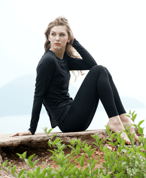 Tani Long Legging Micromodal - Impulse Boutique