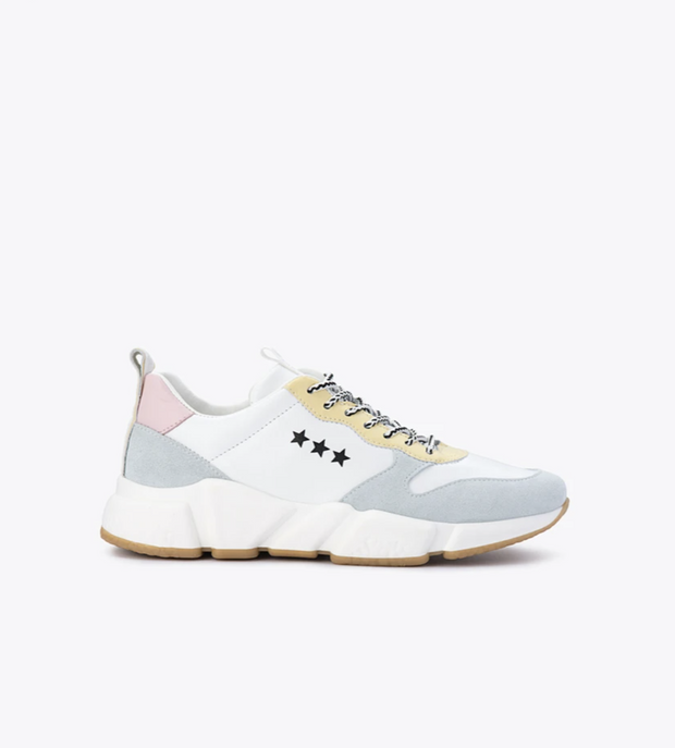 Department of Finery Zara Sneaker Pastel Mix