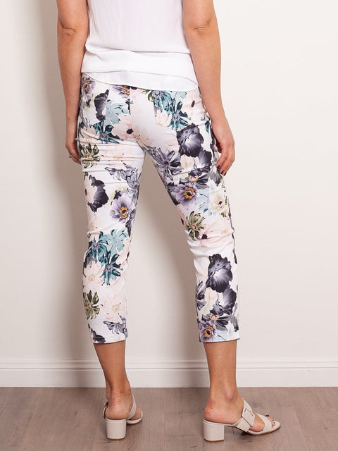 Vassalli Lightweight 7/8 Pull On Pant - Impulse Boutique