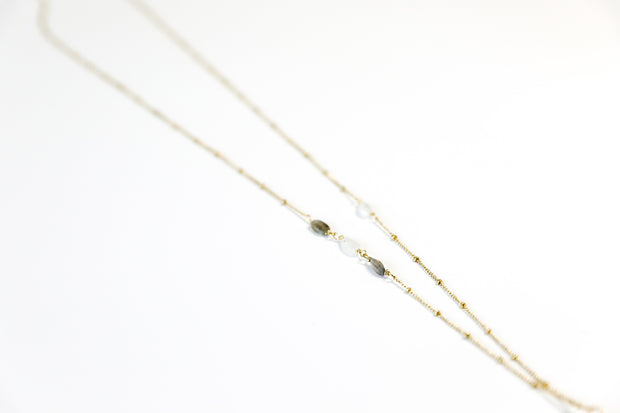 SERENITY STONE NECKLACE