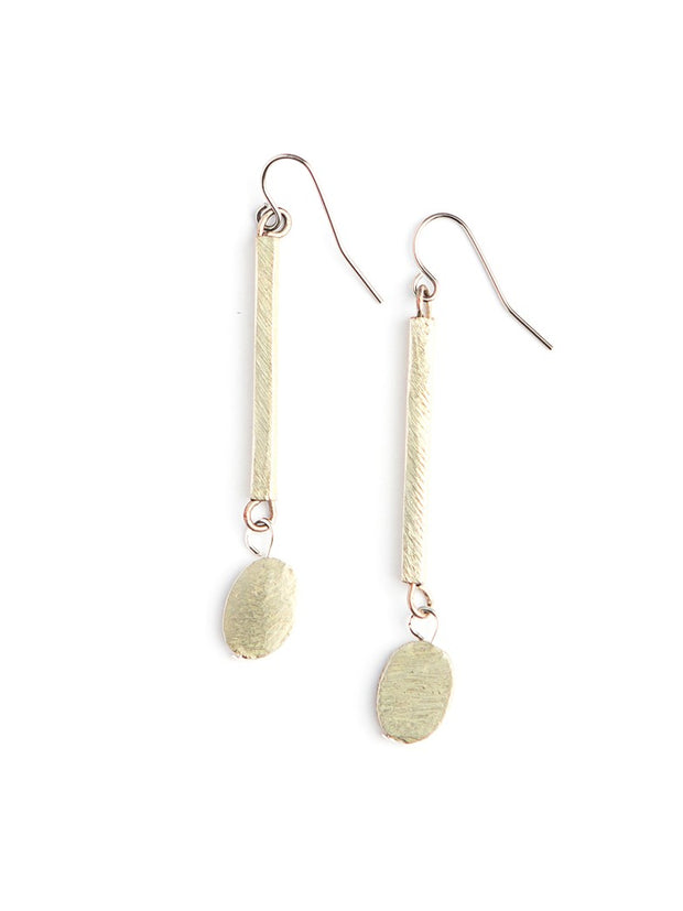 PERFECT CHIME ARTILLERY EARRINGS (SILVER)