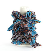 SCRUNCHIE - PATTERNED FABRIC