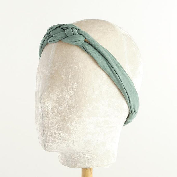 KNOTTED HEADBAND WRAP
