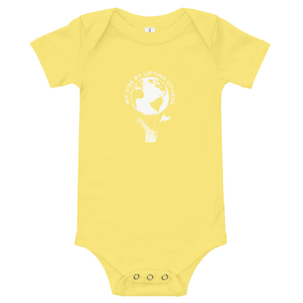 WE RISE Baby Bodysuit