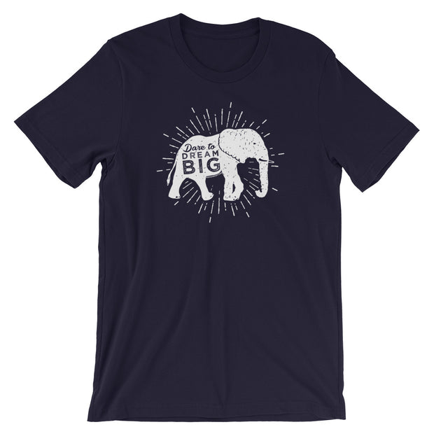 DREAM BIG Short-Sleeve Unisex T-Shirt