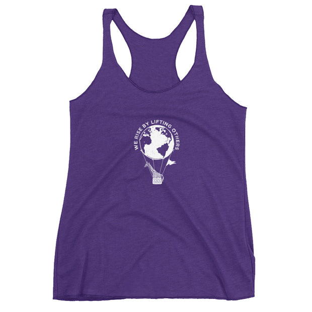 WE RISE Women's Racerback Tank