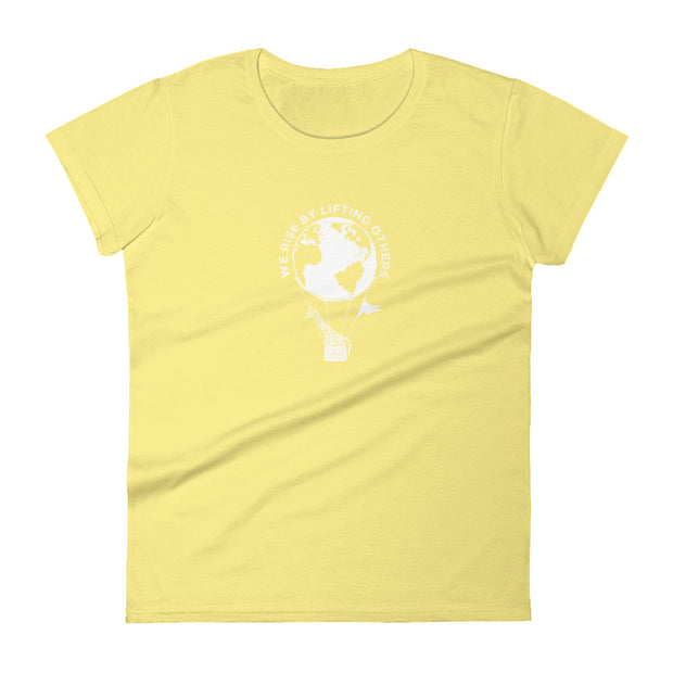WE RISE Women's short sleeve t-shirt