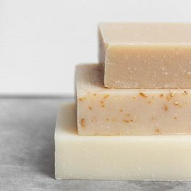 ORGANIC NOURISHING SOAP TRIO