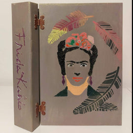 Vintage Decorative Frida Kahlo Book