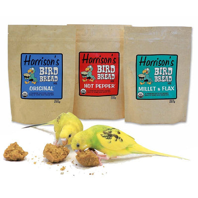 New to Harrison's Bird Food?