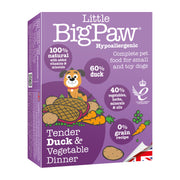 Little Big Paw Small Breed Duck & Veg 150g