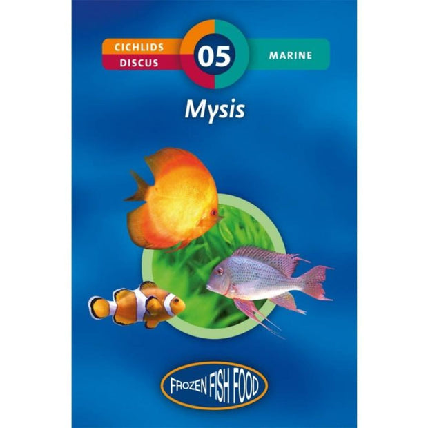 3F Frozen Mysis Blister 95g - Fish Food