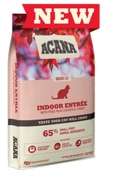 Acana Indoor Entree Cat Dry Food