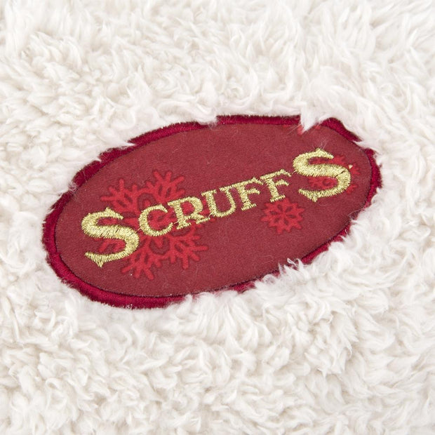 Scruffs Wonderland Snuggle Dog Blanket - Burgundy