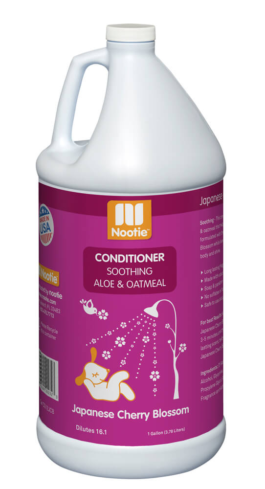Nootie Conditioner - Soothing Japanese Cherry Blossom (Gallon)