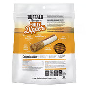 Buffalo Range Bully Dipped Roll For Dogs – 4pc