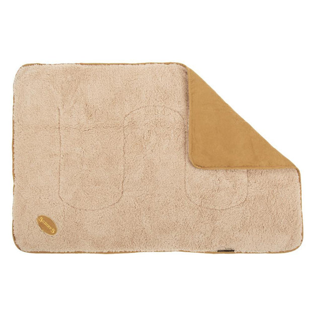 Scruffs Snuggle Dog Blanket - Tan