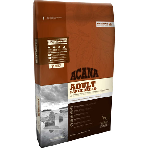 Acana Adult Large Breed (11.4kg) - Dog Food