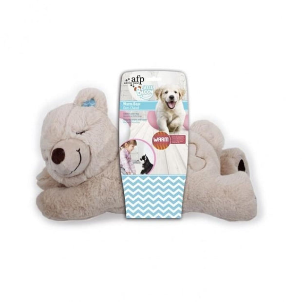 All For Paws Little Buddy Warm Bear - Dog Toys