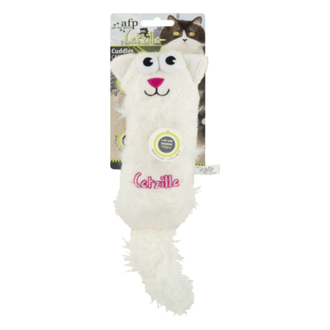 All For Paws Catzilla Cuddler - Cat Toys
