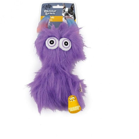 All For Paws Fluffy Monster - Dog Toys