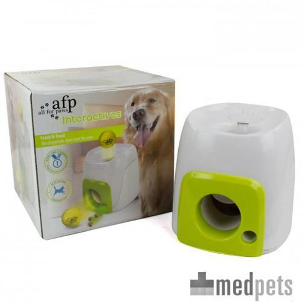 All For Paws Interactive Fetch N Treat - Dog Toys