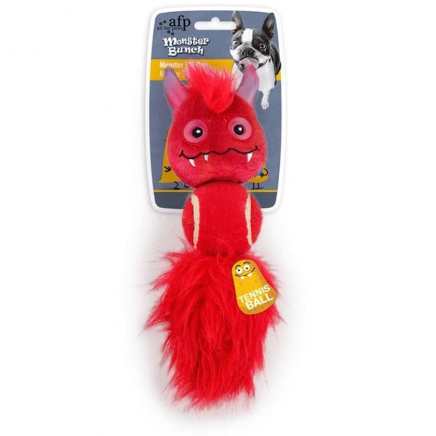 All For Paws Monster 3 in One - Dog Toys