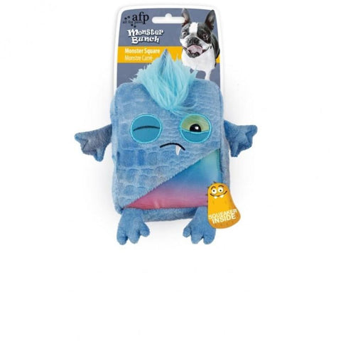 All For Paws Monster Square - Dog Toys