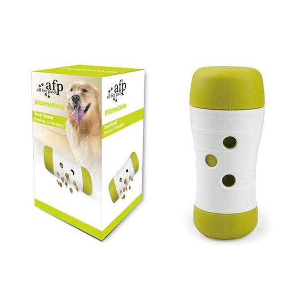 All For Paws Treat Frenzy Roll - Dog Toys