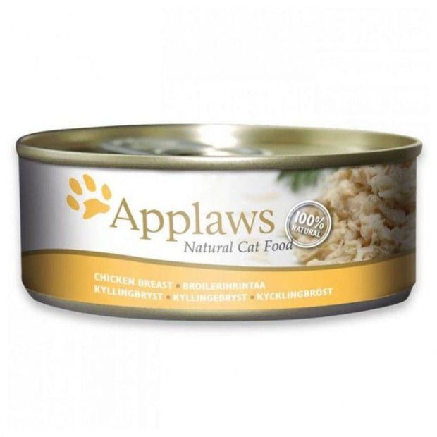Applaws Cat Chicken Breast (156g Tin) - Cat Food