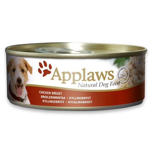 Applaws Dog Chicken Breast (156g Tin) - Dog Food