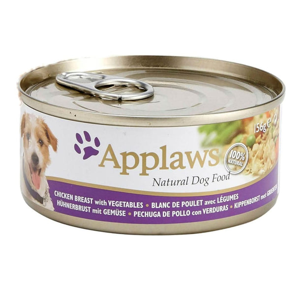 Applaws Dog Food - Chicken with Vegetables (156g) - Dog Food