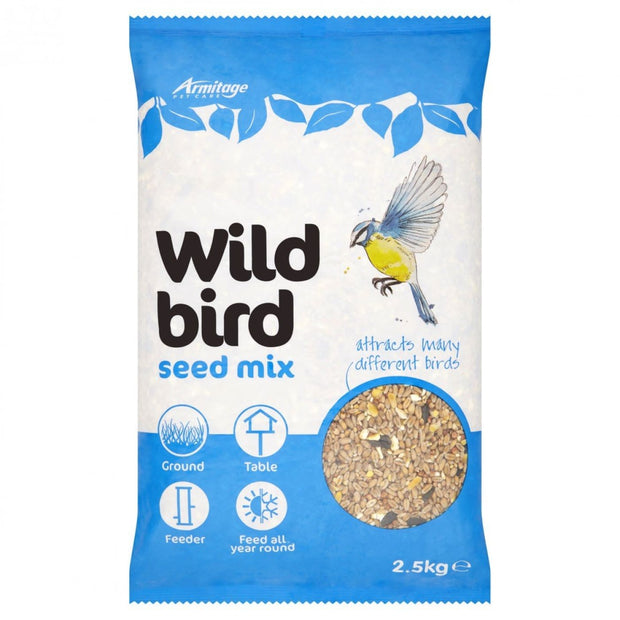 Armitage Wild Bird Seed Mix - 2.5kg - Bird Food