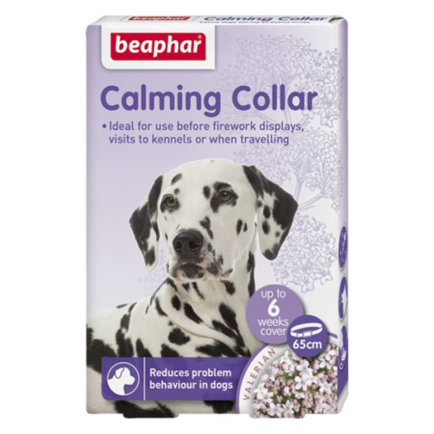 Beaphar Calming Collar for Dog - Healthcare & Grooming