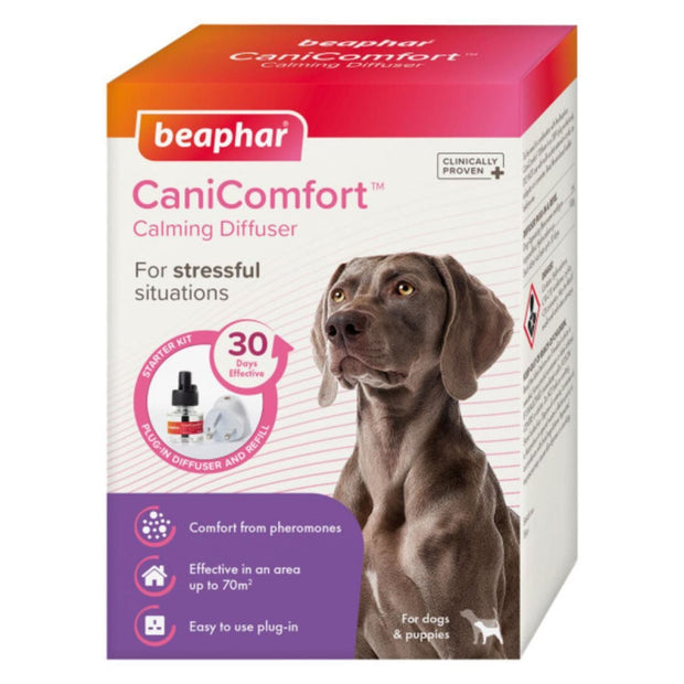 Beaphar CaniComfort Calming 30-Day Diffuser - Calming &