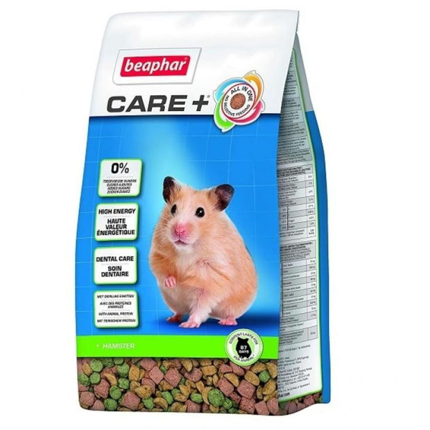 Beaphar Care+ Hamster Food - Food & Hay