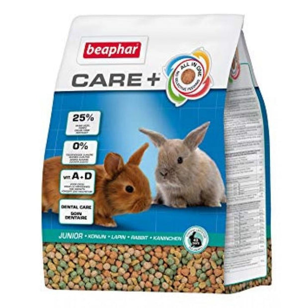 Beaphar Care+ Junior Rabbit Food - Food & Hay