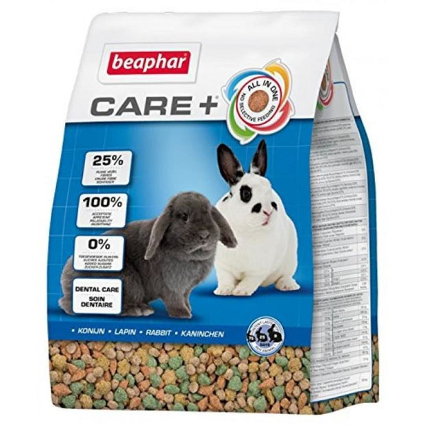 Beaphar Care+ Rabbit Food - 250g - Food & Hay