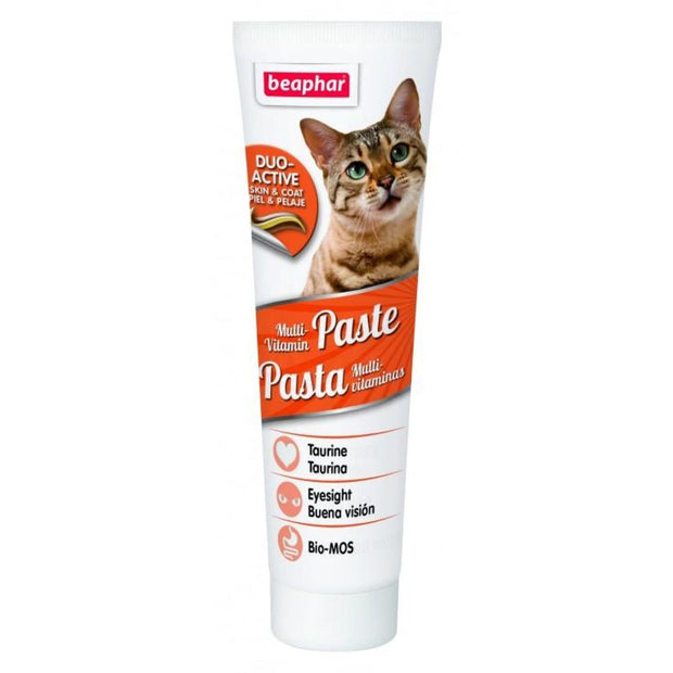 Beaphar Cat Multi-Vitamin Paste - 100g - Cat Health &