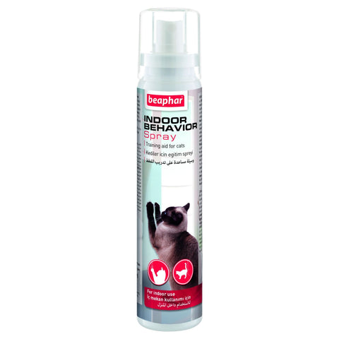 Beaphar Indoor Behaviour Spray for Cats - Cat Health &