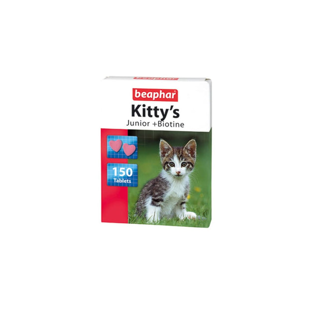 Beaphar- Kittys Biotine for Kittens