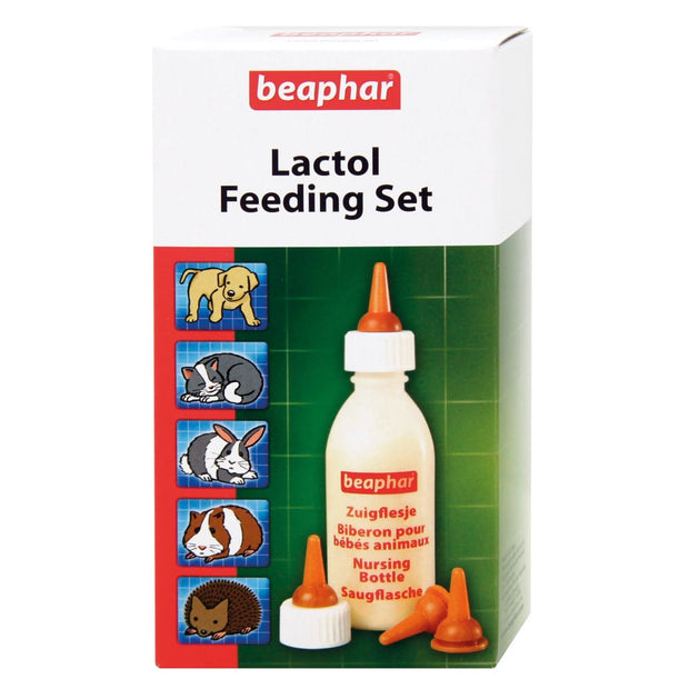 Beaphar Lactol Feeding Set - Milk Replacers