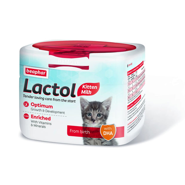 Beaphar Lactol Kitten Milk - 250g - Milk Replacers