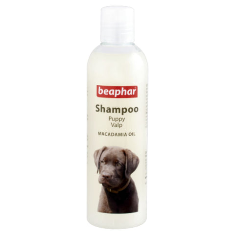 Beaphar Macadamia Oil Shampoo for Puppies - Healthcare &