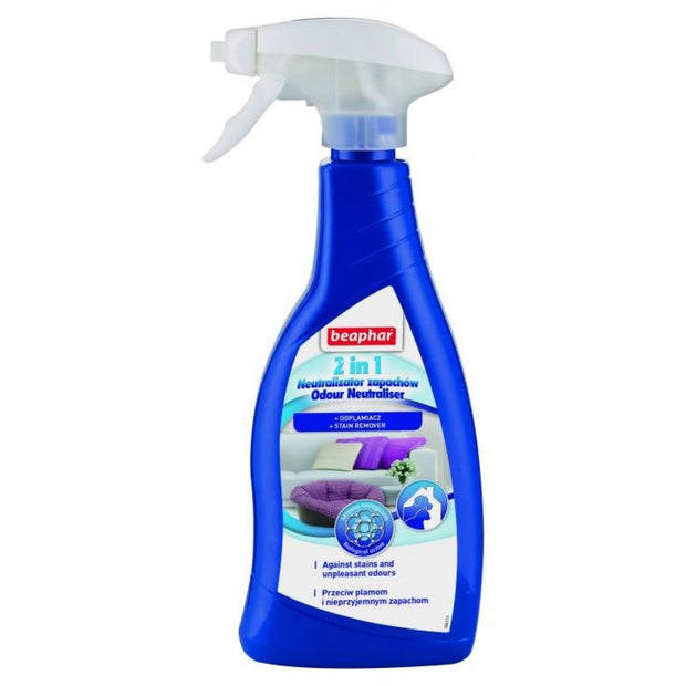 Beaphar Odour Killer and Stain Remover 500ml - Hygeine &