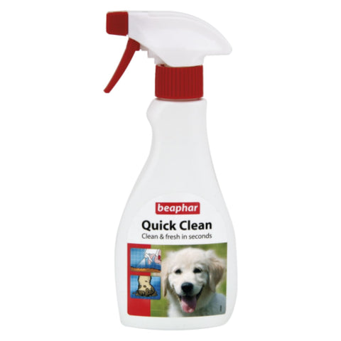 Beaphar Quick Clean for Dogs - Healthcare & Grooming
